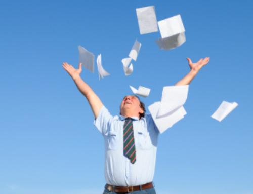 Case Study: Paperless Initiative