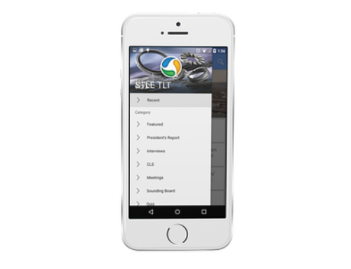 Online Magazine As a Mobile App