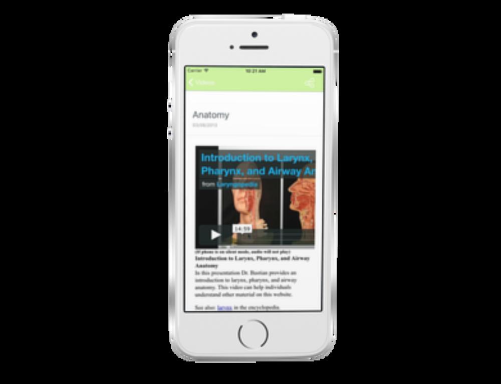 Medical Encyclopedia Mobile App