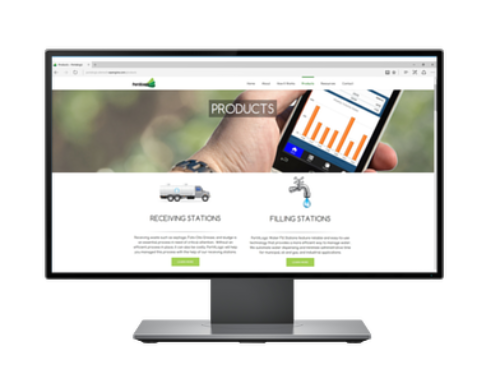 Website (In Progress) PortAlogic