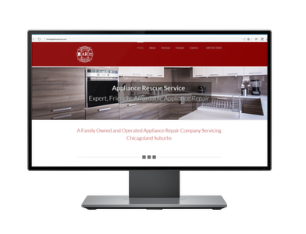 Website: Appliance Repair Company