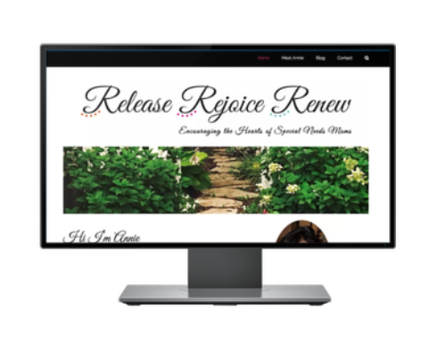 Website: Release Rejoice Renew