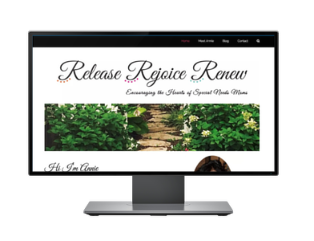 Website: Release Rejoice Renew