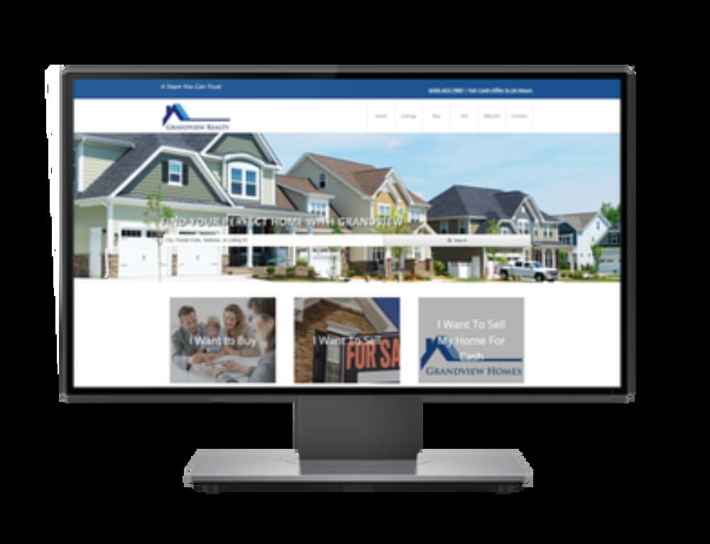 Website: Grandview Realty