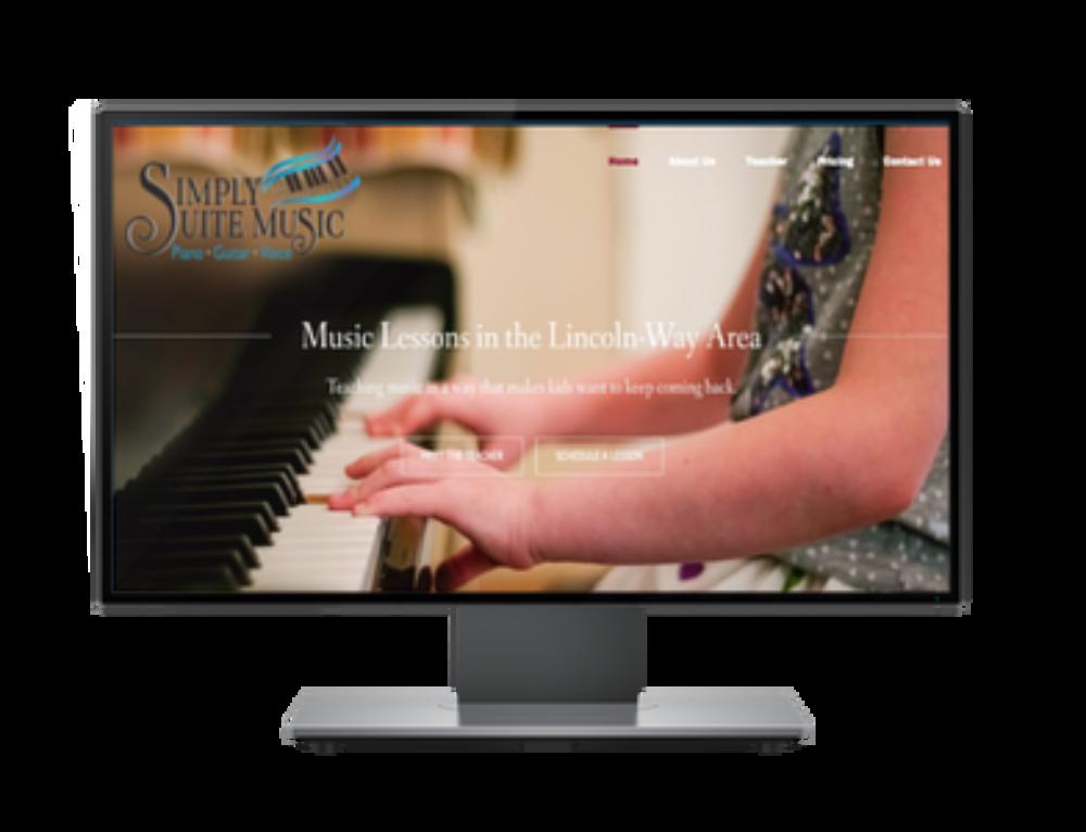 Website: Simply Suite Music