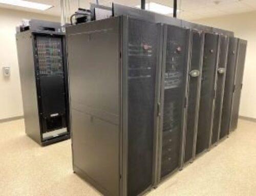 Black Line Data Center (BLDC)